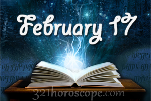 horoscope for february 17 birthday