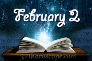 horoscope 2 february birthdays