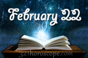February 22