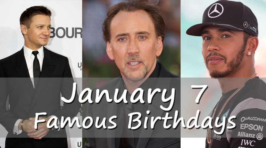astrology january 7 birthdays