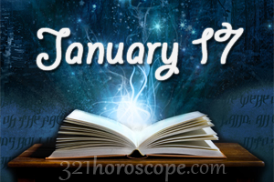 horoscope of 17 january born