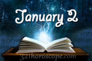 today 2 january birthday horoscope leo