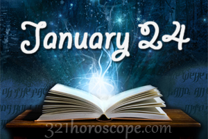 january 24 birthday astrology personality