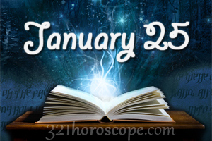 leo january 25 birthday horoscope