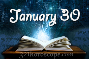 today 30 january birthday horoscope scorpio