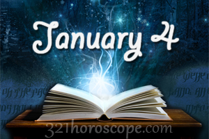 today 4 january birthday horoscope taurus