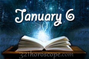 january 6 astrology personality