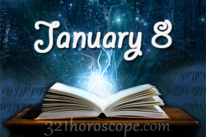 january 8 sagittarius birthday horoscope