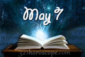 May 7 Horoscope