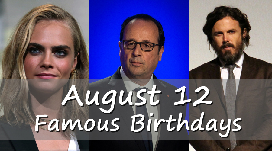 August 12 Birthday horoscope - zodiac sign for August 12th