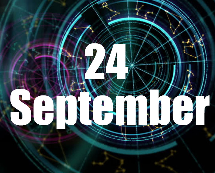 Born on September 24th Horoscope: Lucky Numbers, Days, Colors, Birthstones, Tarot Card..
