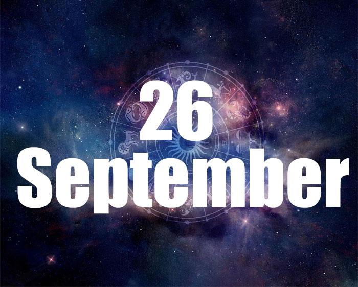 26. September