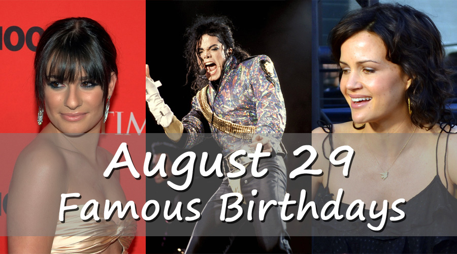 Famous November Birthdays from Holiday Insights