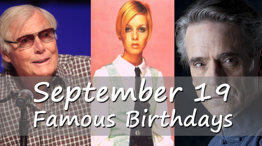 September Birthdays - Find out if you share a birthday ...