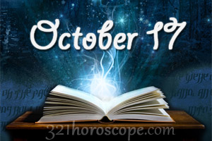 horoscope of 17 october birthday