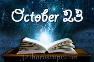 birthday horoscope october 23