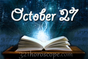 horoscope for today october 27