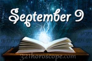 horoscope for sept 9 birthday