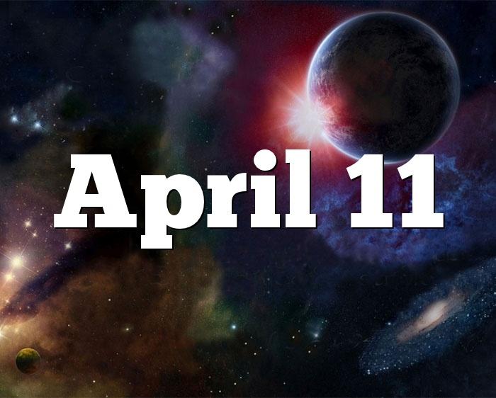 April 11