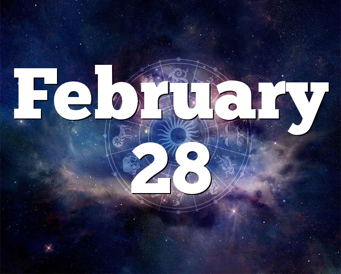 today 28 february birthday horoscope cancer