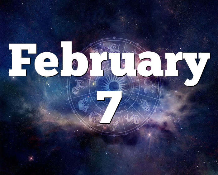 7 february birthday horoscope free