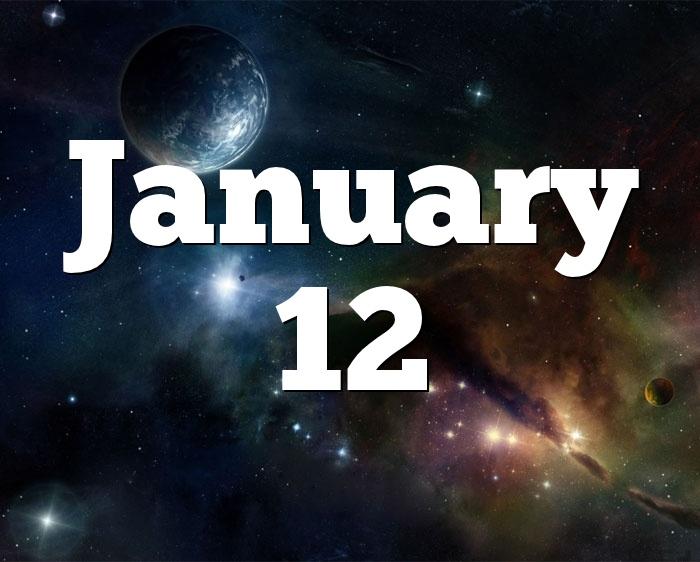 january 12 birthday horoscope forecast