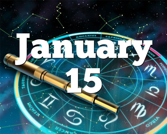 horoscope born january 15 2020
