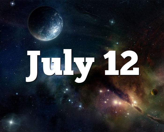 July 12