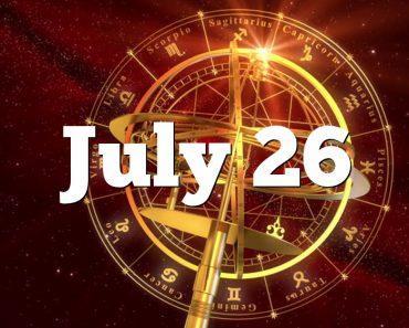 July 26