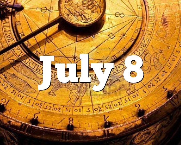 July 8