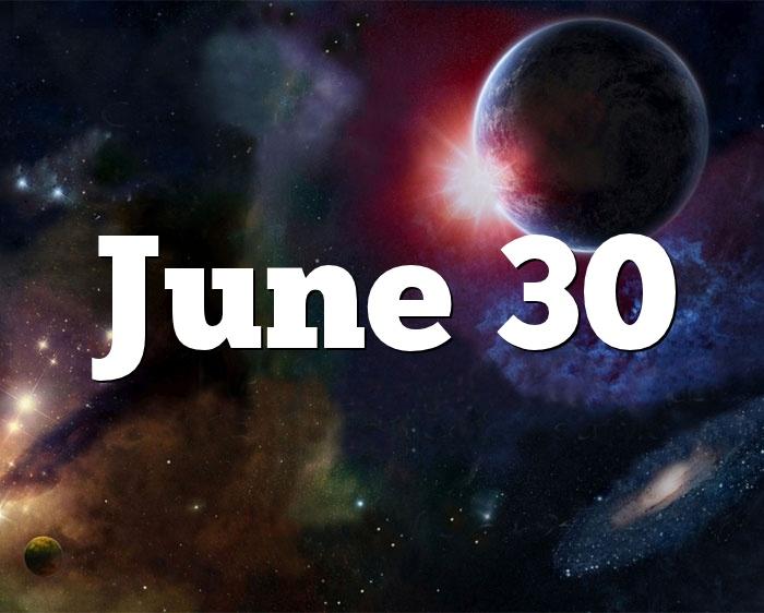 June 30