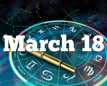 March 26 Birthday Horoscope Zodiac Sign For March 26th