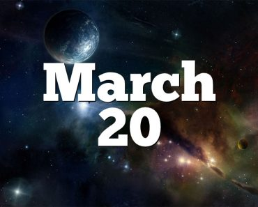 March 20