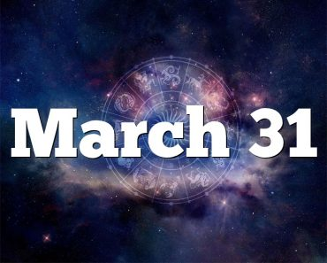 March 31