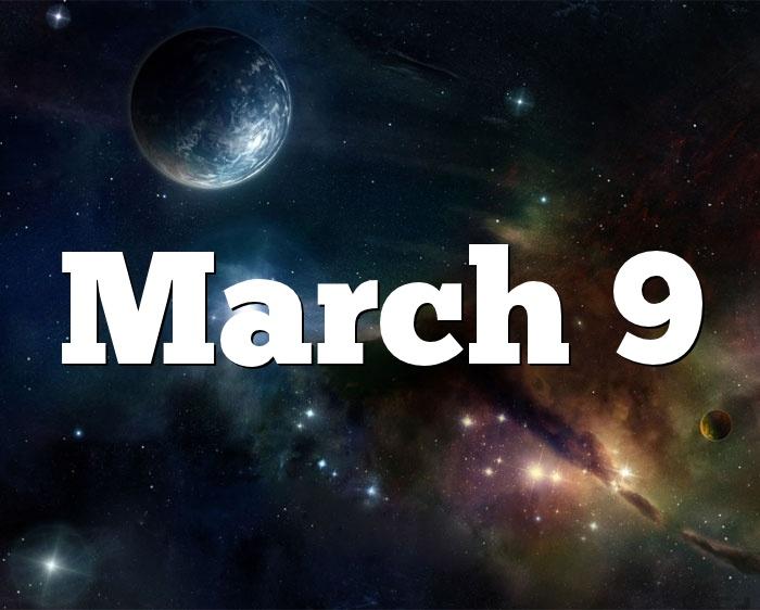 march 9 birthday 2020 horoscope