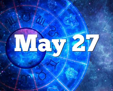 May 27