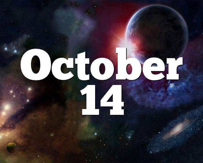 October 14