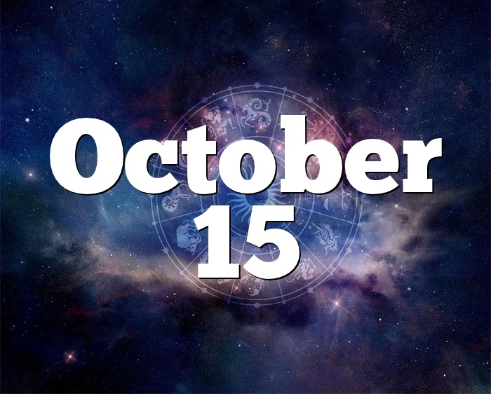Tips for Libra born on October 15