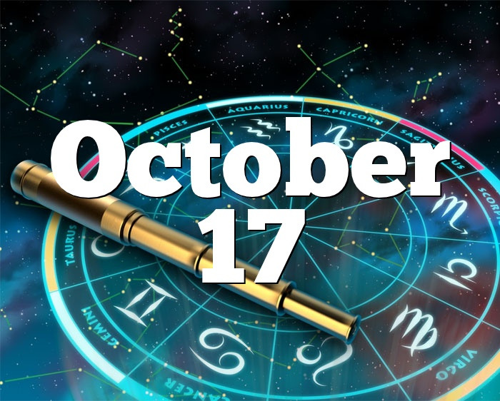 Born on October 17th Horoscope: Lucky Numbers, Days, Colors, Birthstones, Tarot Card..