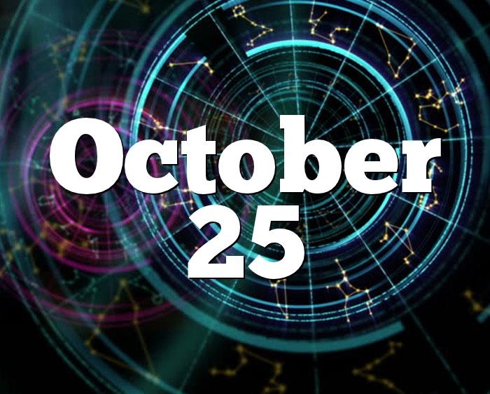 2019 horoscope for 25 october birthdays