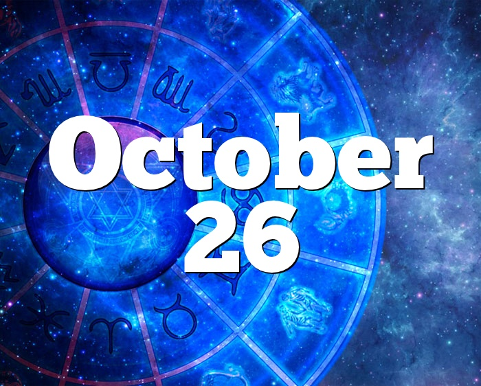 cancer horoscope october 26 birthday