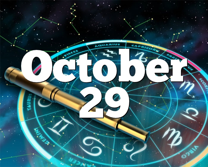leo horoscope born october 29