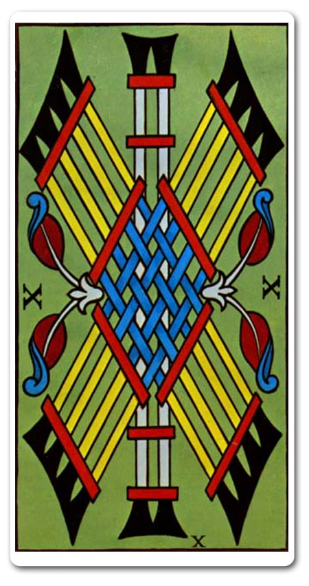 Ten Of Wands Tarot Meaning : Love, Finances, Future, Yes Or No