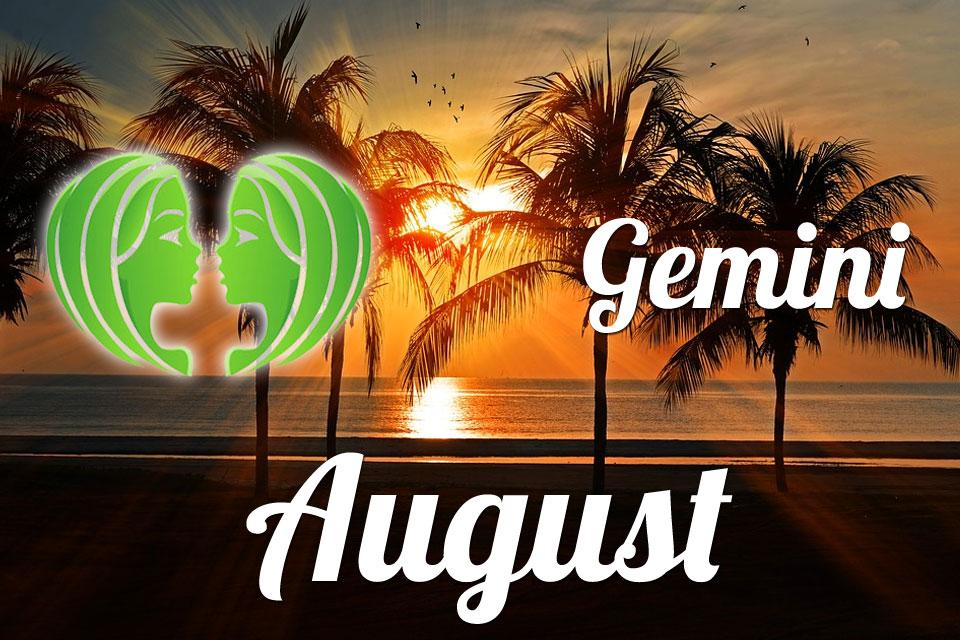 Horoscope Gemini August 2020