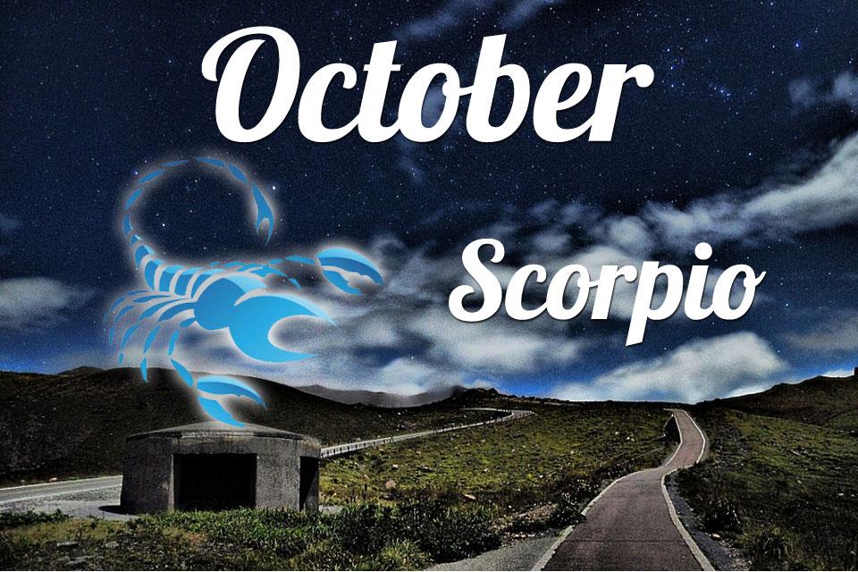 Scorpio horoscope tarot today