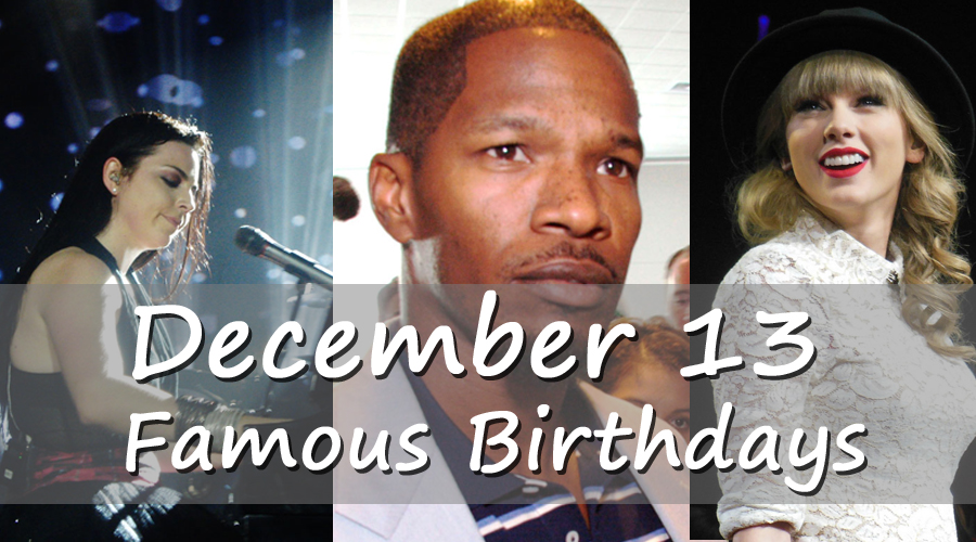 december 13 birthdays astrology