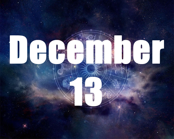 horoscope born december 13