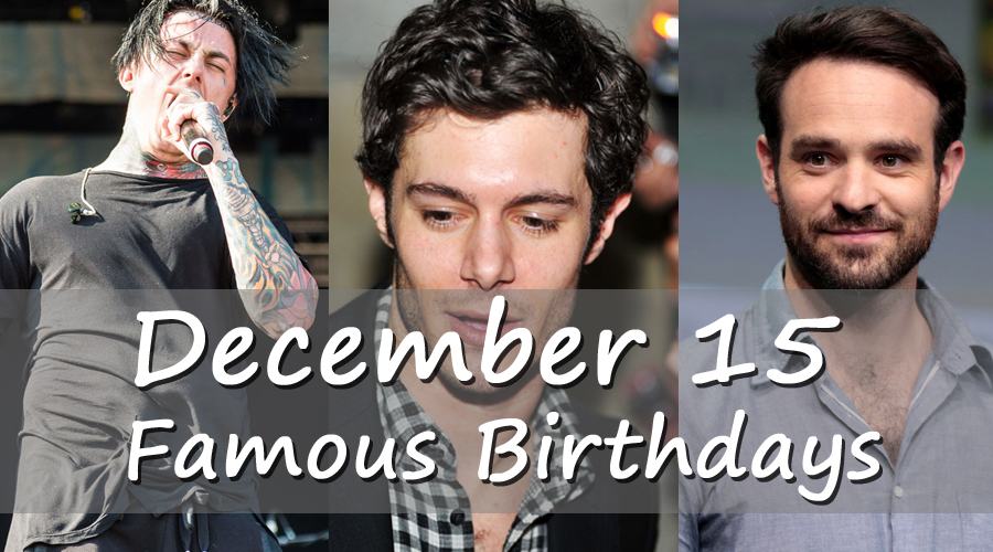 december 15 birthdays astrology