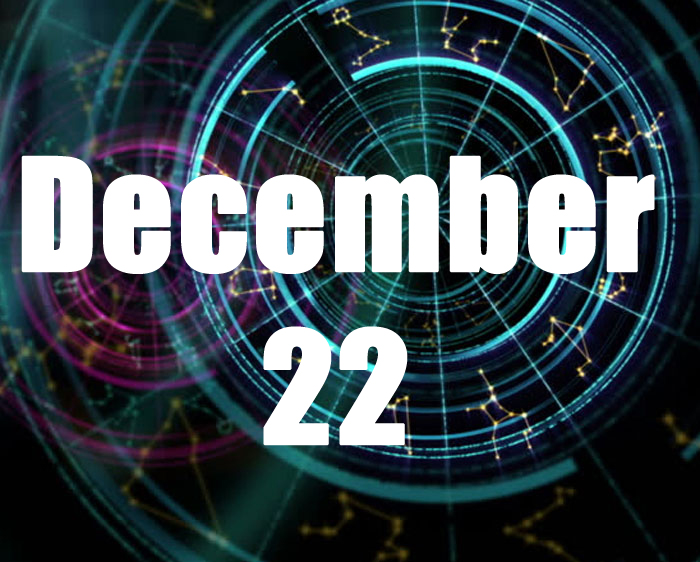 22 december 2019 daily horoscope