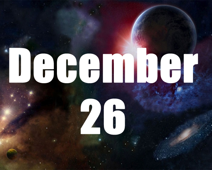 december 26 birthday astrology sagittarius